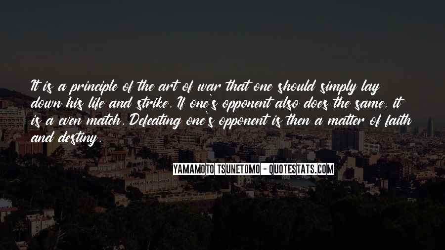 Yamamoto Tsunetomo Quotes #1577304