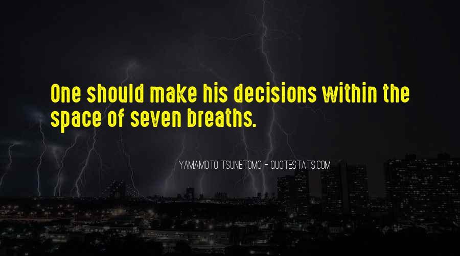 Yamamoto Tsunetomo Quotes #1764359