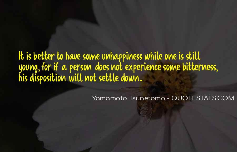 Yamamoto Tsunetomo Quotes #1835321