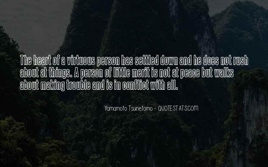 Yamamoto Tsunetomo Quotes #706644