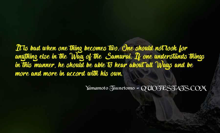 Yamamoto Tsunetomo Quotes #919865