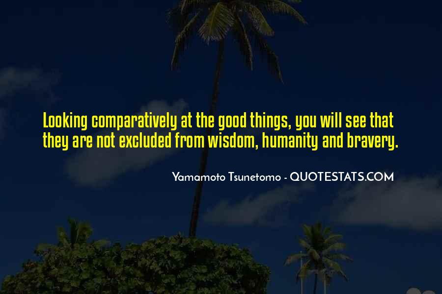 Yamamoto Tsunetomo Quotes #958007