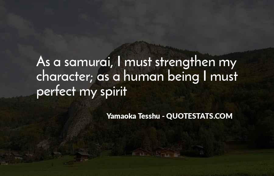 Yamaoka Tesshu Quotes #1114513