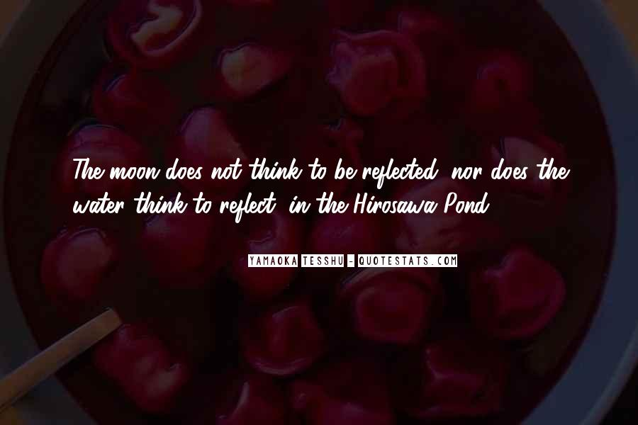 Yamaoka Tesshu Quotes #779057