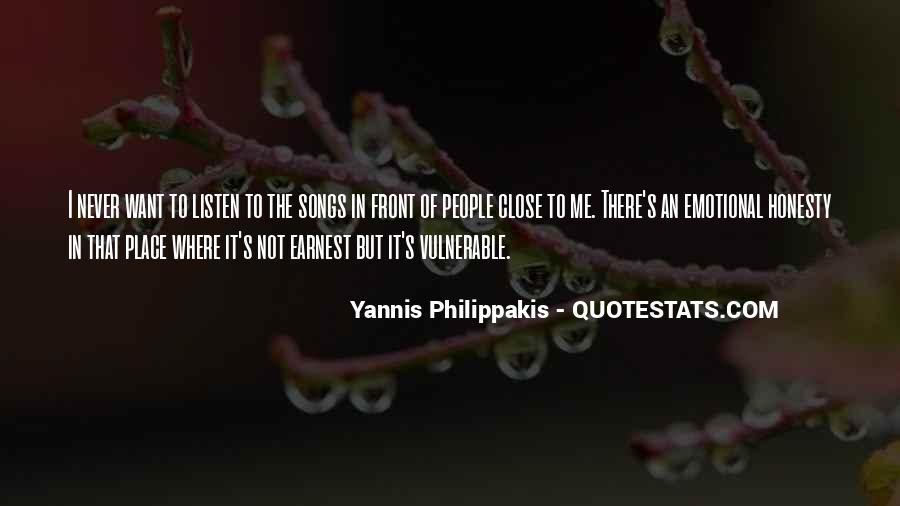 Yannis Philippakis Quotes #1521201