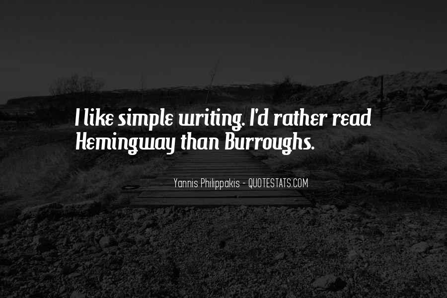 Yannis Philippakis Quotes #896845