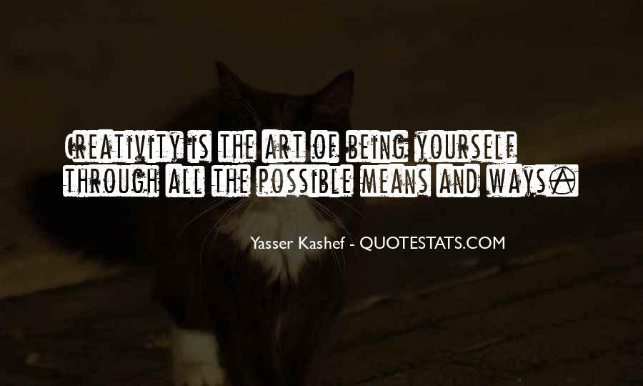Yasser Kashef Quotes #927374
