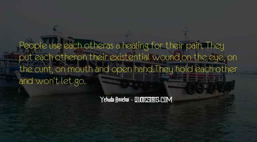 Yehuda Amichai Quotes #1130078