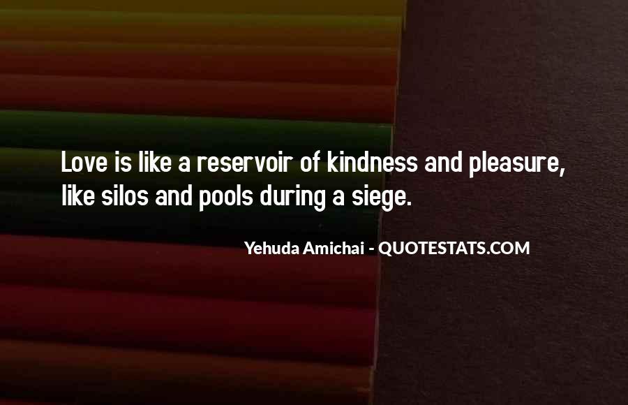 Yehuda Amichai Quotes #1183259
