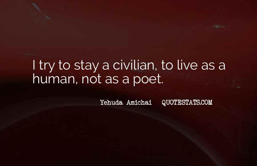 Yehuda Amichai Quotes #1267591