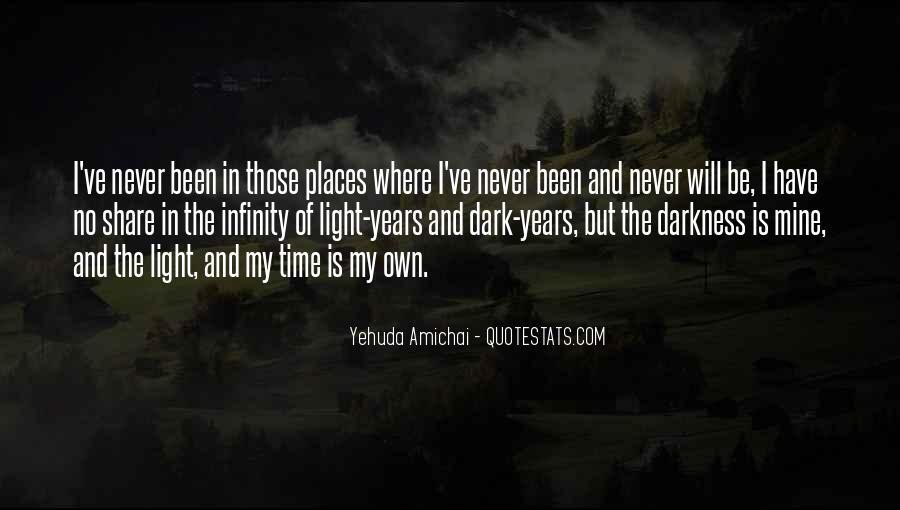 Yehuda Amichai Quotes #1607555