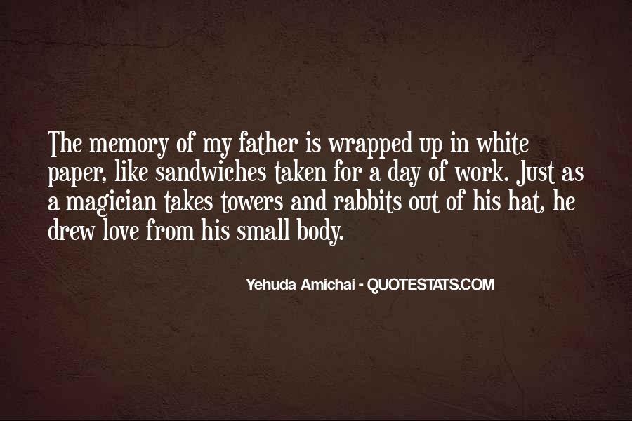 Yehuda Amichai Quotes #1802767