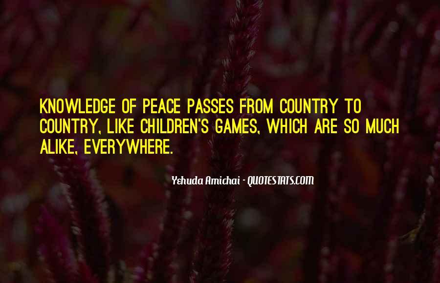 Yehuda Amichai Quotes #342344