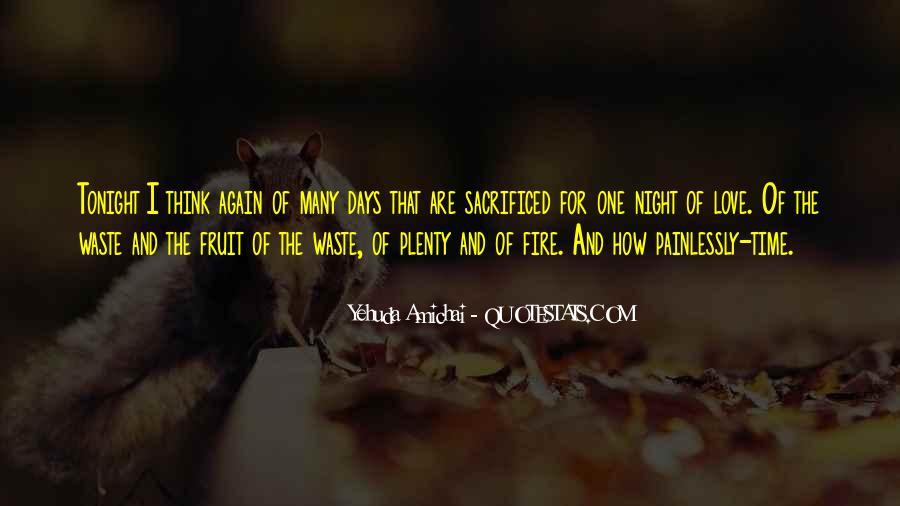 Yehuda Amichai Quotes #463906