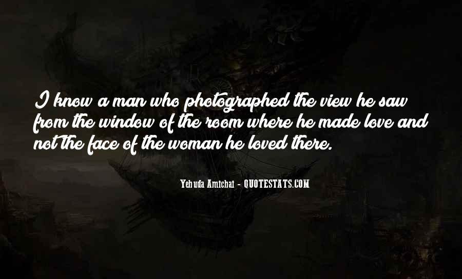 Yehuda Amichai Quotes #705503