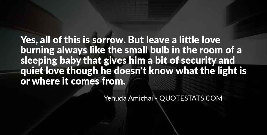 Yehuda Amichai Quotes #819403