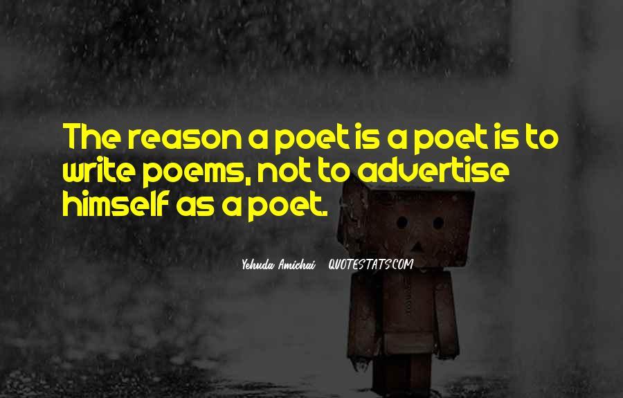 Yehuda Amichai Quotes #995192