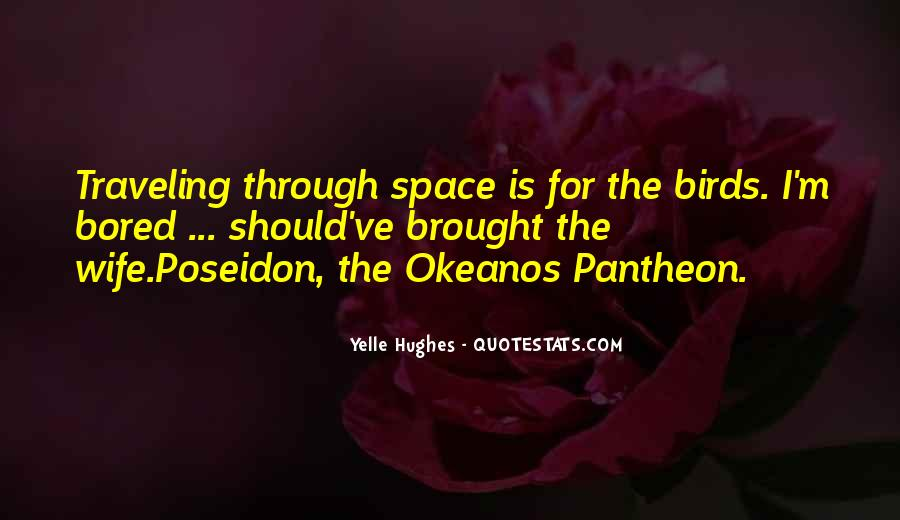 Yelle Hughes Quotes #841913