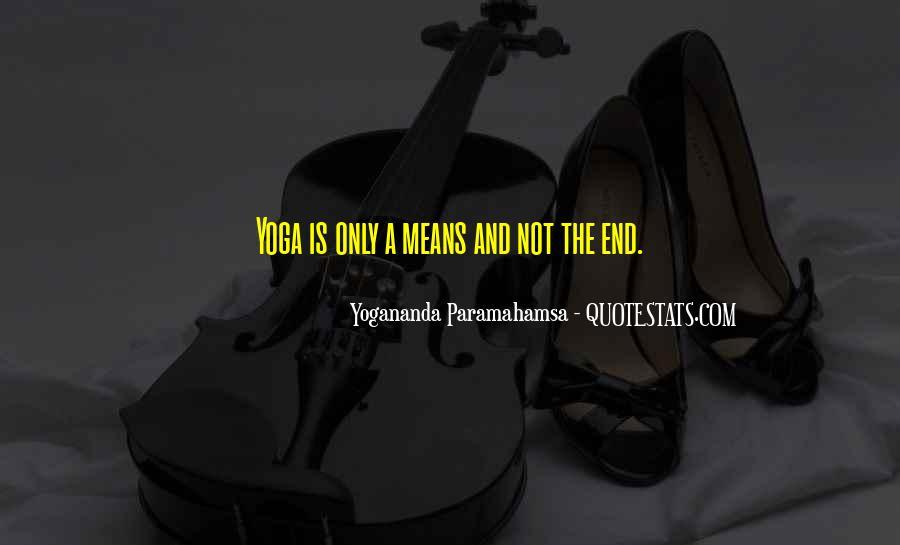 Yogananda Paramahamsa Quotes #1246352