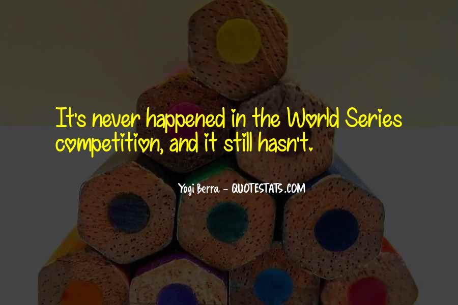 Yogi Berra Quotes #1060633