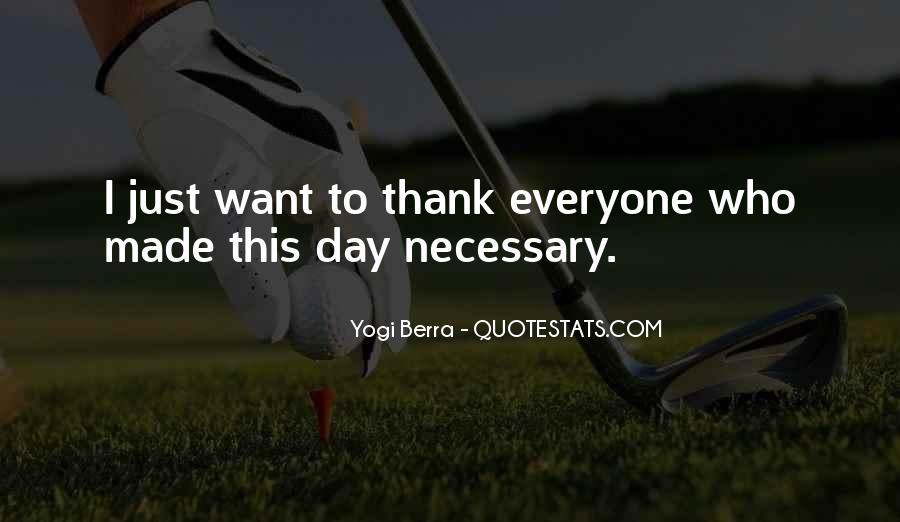Yogi Berra Quotes #1124406
