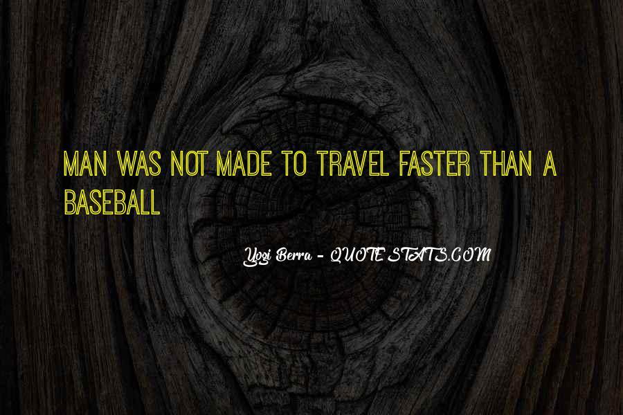 Yogi Berra Quotes #1131395