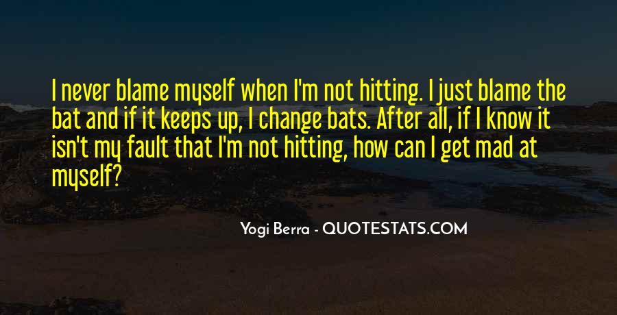 Yogi Berra Quotes #1197299