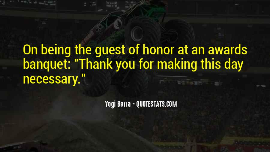 Yogi Berra Quotes #1474579