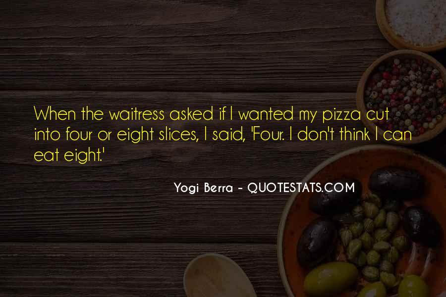 Yogi Berra Quotes #1525699