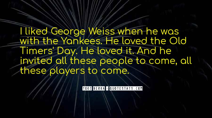 Yogi Berra Quotes #1637181