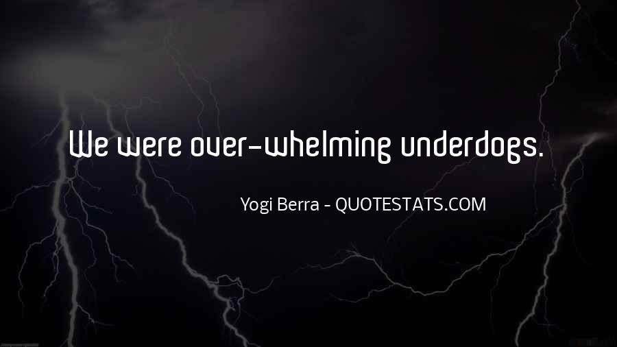 Yogi Berra Quotes #1733584