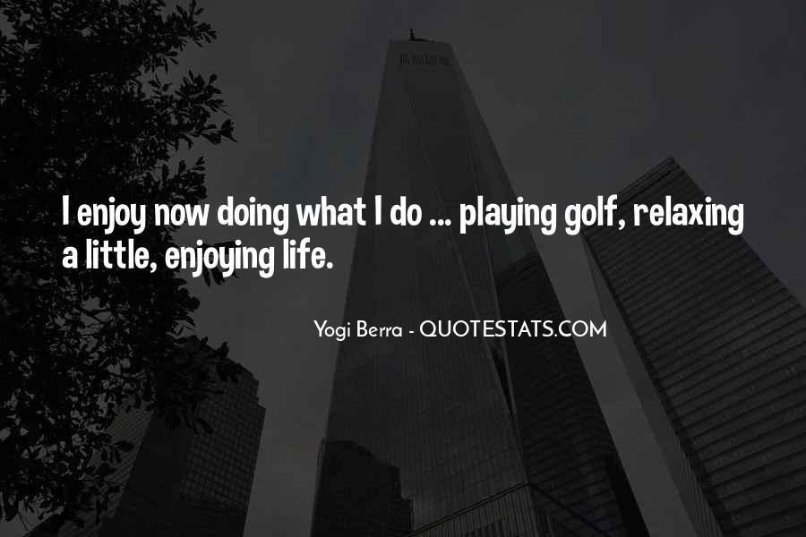 Yogi Berra Quotes #276282