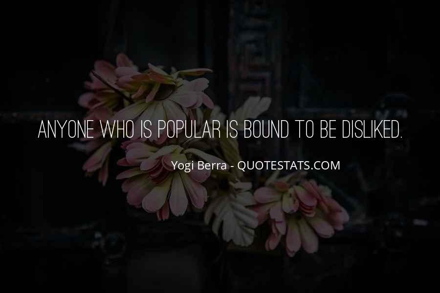 Yogi Berra Quotes #419014