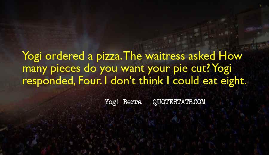 Yogi Berra Quotes #619309