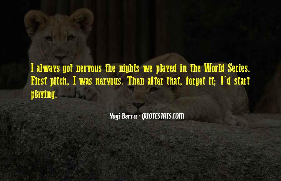 Yogi Berra Quotes #641887
