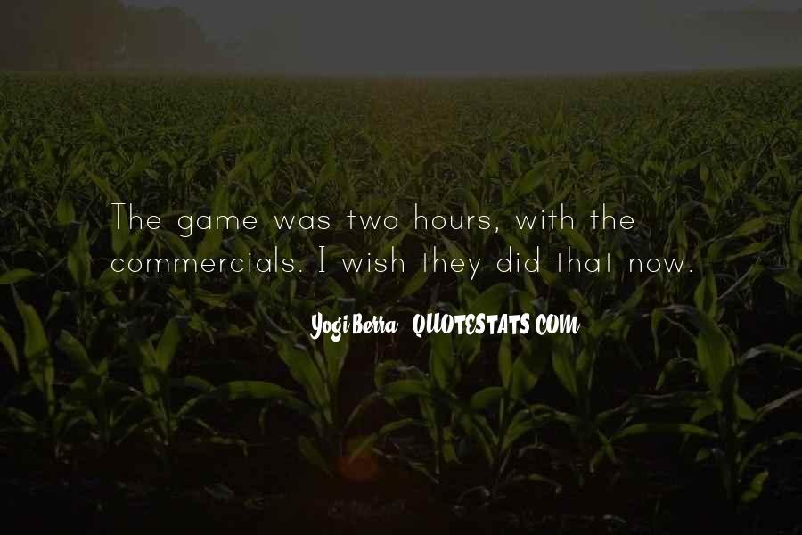 Yogi Berra Quotes #713704