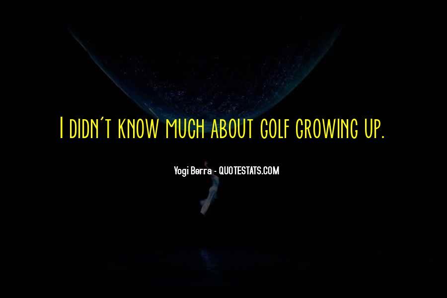 Yogi Berra Quotes #792171