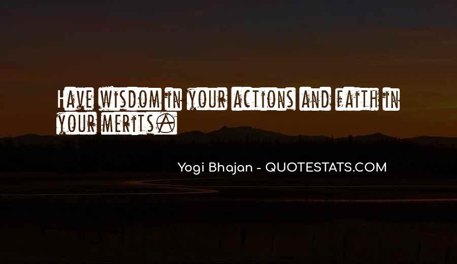 Yogi Bhajan Quotes #1642465