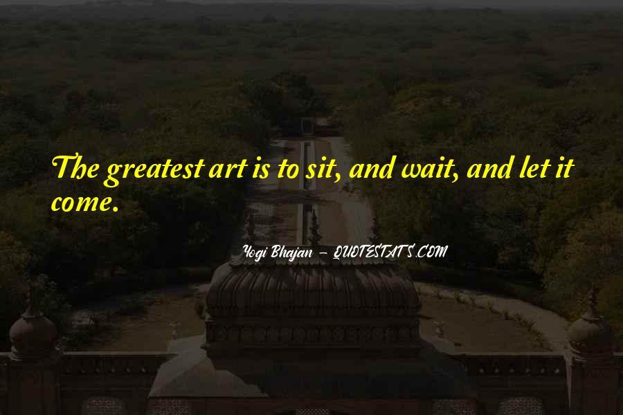 Yogi Bhajan Quotes #164974