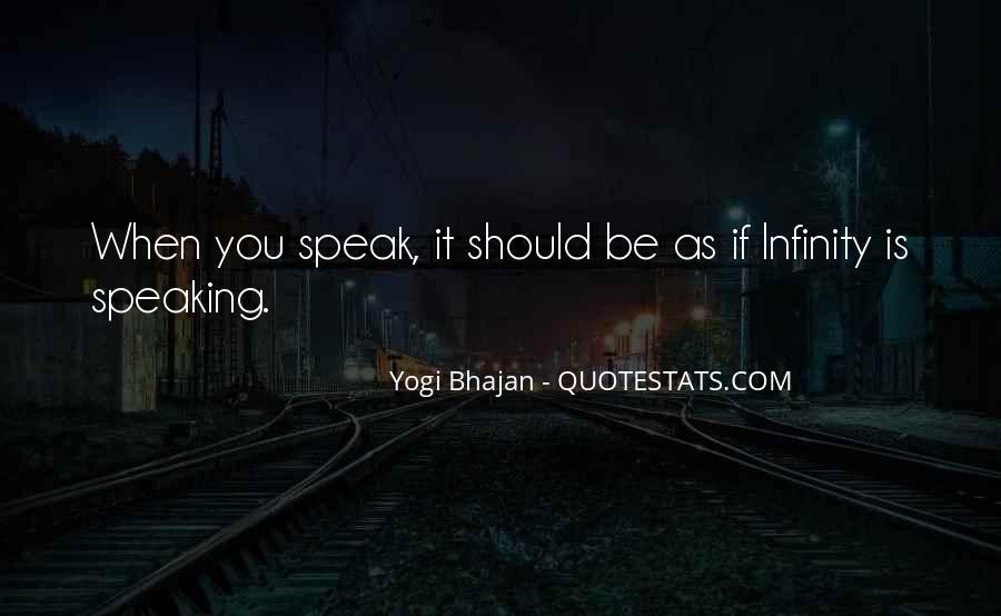 Yogi Bhajan Quotes #190297