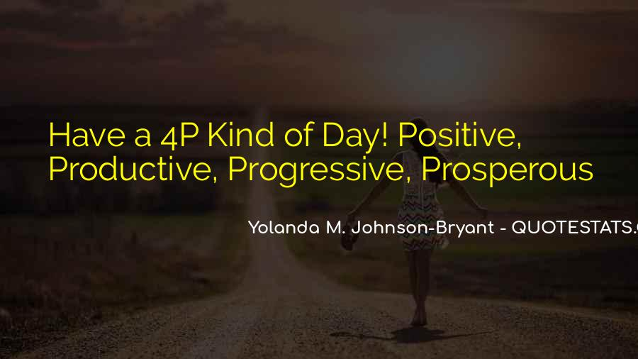 Yolanda M. Johnson-Bryant Quotes #1082372