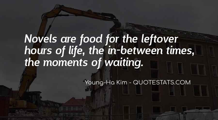 Young-Ha Kim Quotes #1298819