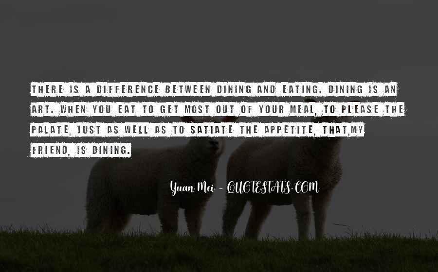 Yuan Mei Quotes #930479
