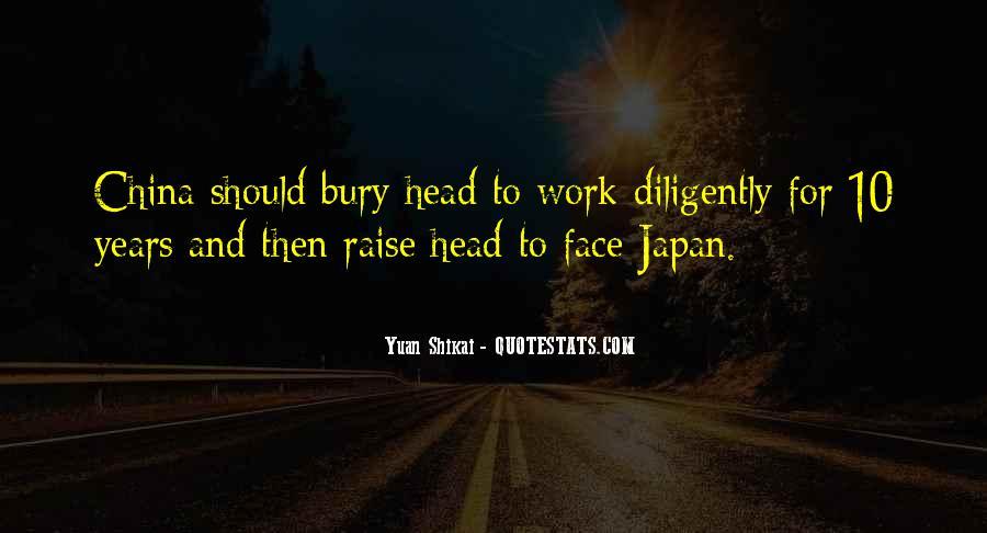 Yuan Shikai Quotes #1422903