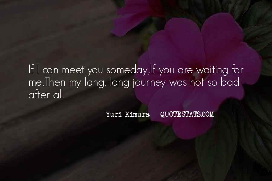 Yuri Kimura Quotes #940249
