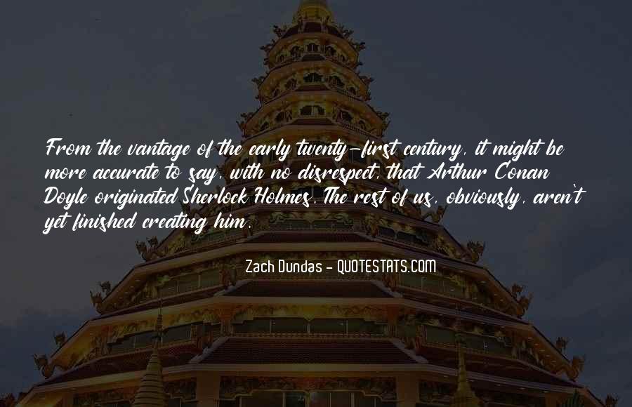 Zach Dundas Quotes #1868671