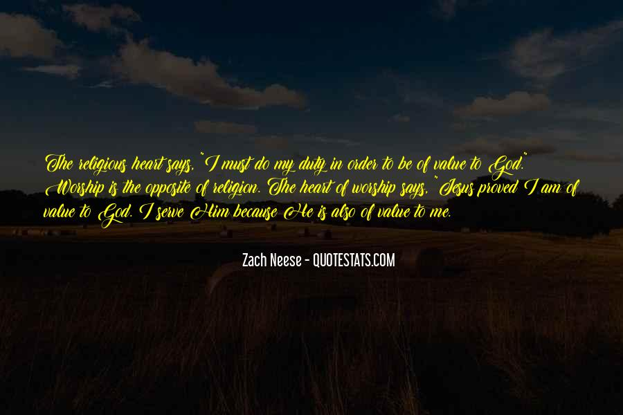 Zach Neese Quotes #1540955