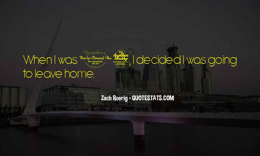 Zach Roerig Quotes #744741