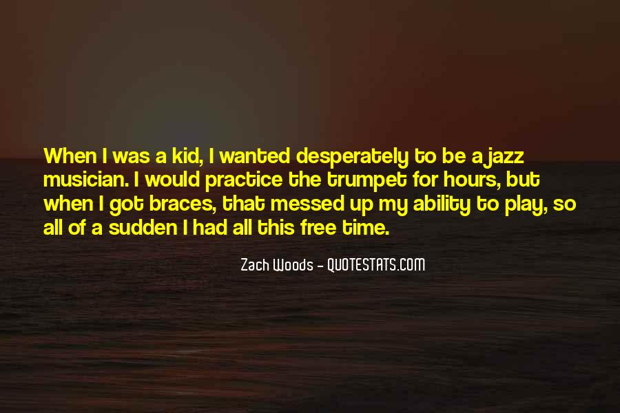 Zach Woods Quotes #238880