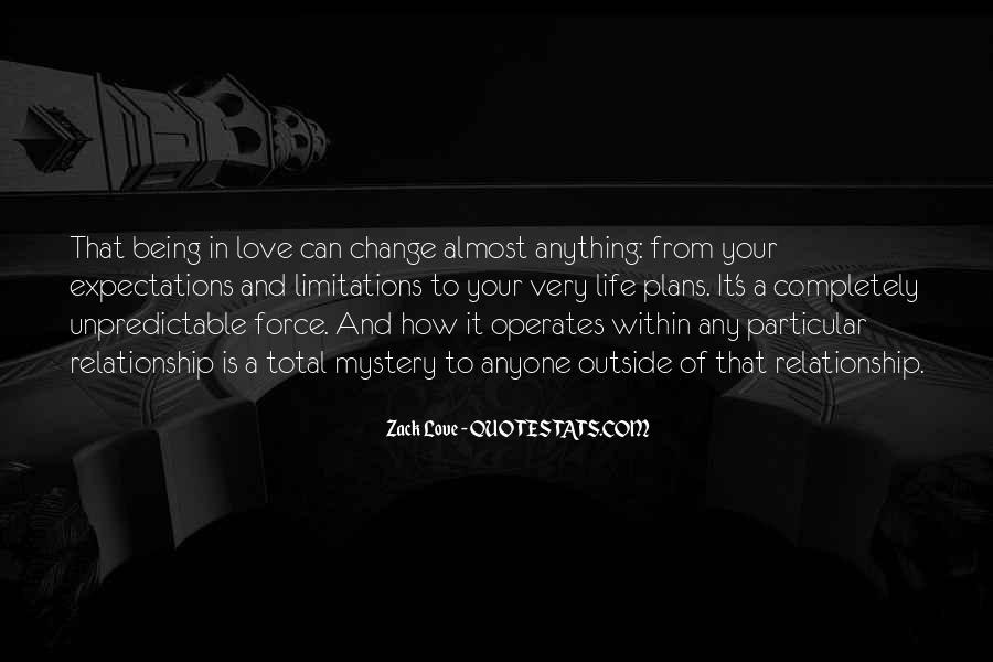 Zack Love Quotes #1783968